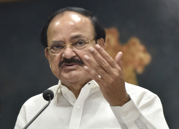'Yoga Education Should Be Imparted In Schools, Colleges': Vice President M Venkaiah Naidu