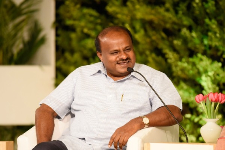 Karnataka CM H D Kumaraswamy Defends Dynastic Politics; Claims That It Has Helped Regional Parties Thrive