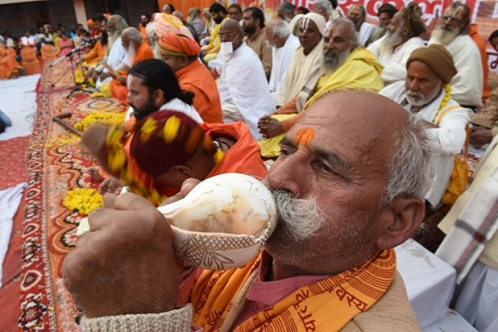 """Ab Nahi To Kab?"": From Saints To Commoners, Ayodhya People Want Ram Mandir Before 2019 Polls"