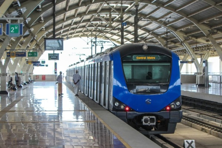 Chennai's Egmore Metro Station Gets Most Prestigious Platinum Rating From Indian Green Building Council