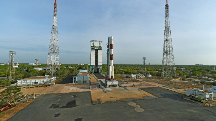 ISRO To Launch PSLV-C46 Carrying Radar Imaging Satellite RISAT-2B On 22 May Before Live Audience