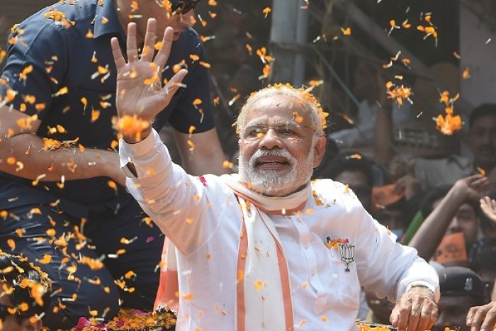 Kashi Embraces Its Gujarati Son: PM Modi Leads In Varanasi By Over 2.5 Lakh Votes