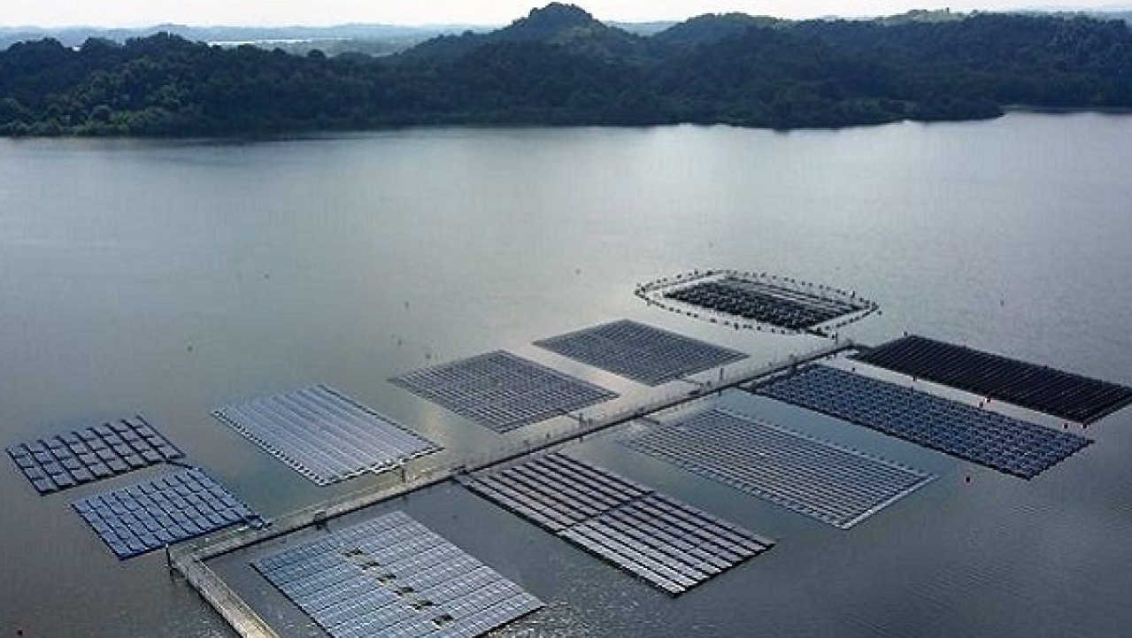 Madhya Pradesh: India's Largest 100 MW Floating Solar Power