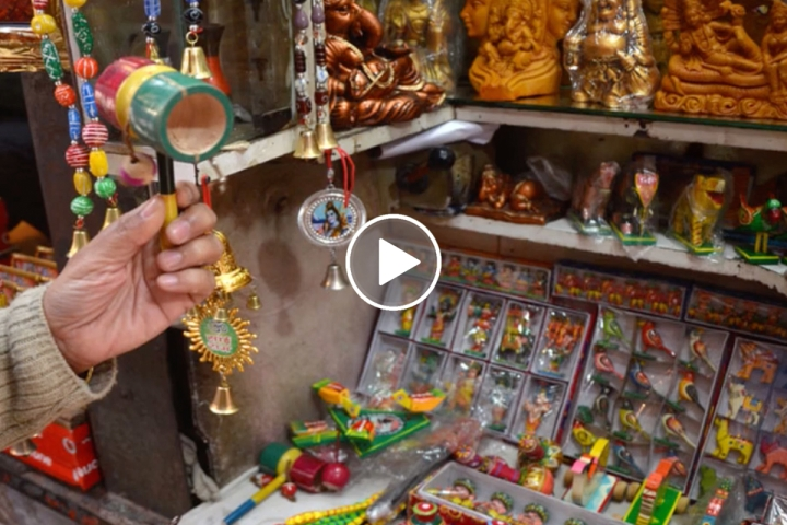Wooden Toys Of Varanasi: A Rich Traditional Craft