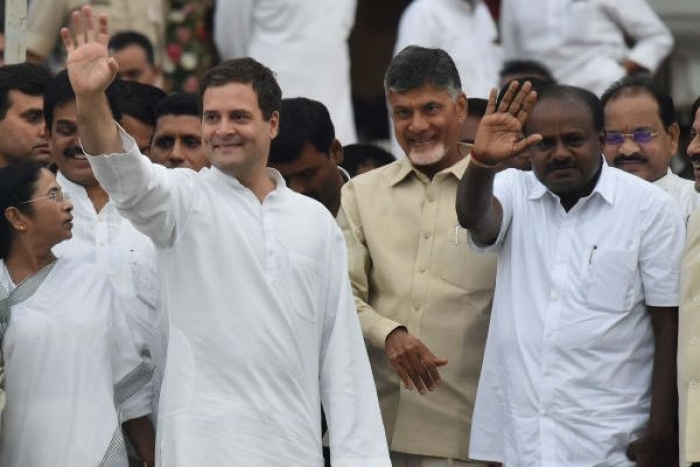 With The Prospect Of A Tough Fight In Amethi, Rahul Gandhi Likely To Contest From Muslim-Dominated Wayanad Seat In Kerala