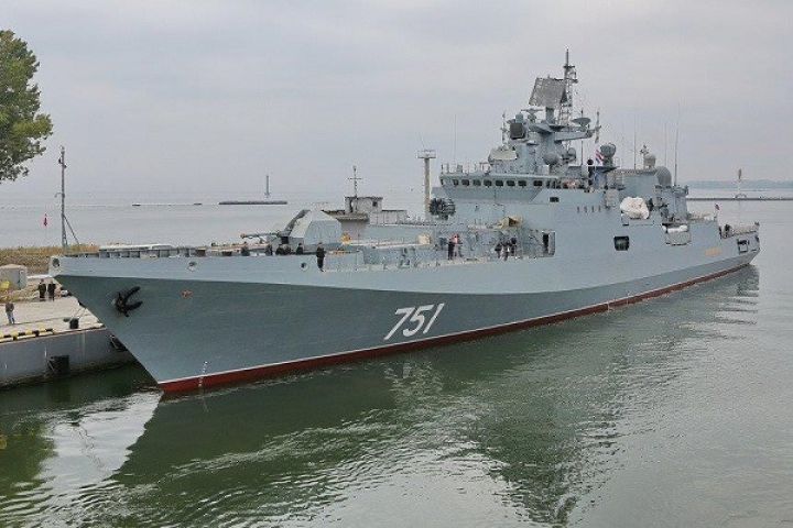 India Signs Deal To Build Two Admiral Grigorovich Class Frigates Equipped With BrahMos Missile And Stealth System