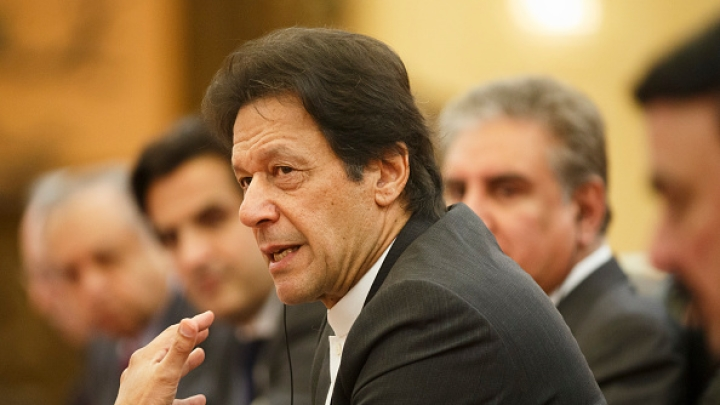 Pakistan: Government Providing Best Possible Medical Facilities To Ailing Former PM Nawaz Sharif, Says Imran Khan