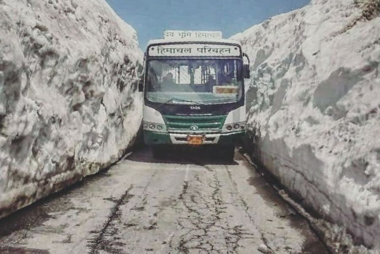 Tarmak007 -- A bold blog on Indian defence: A 'cut' above ... |Rohtang Pass Weather