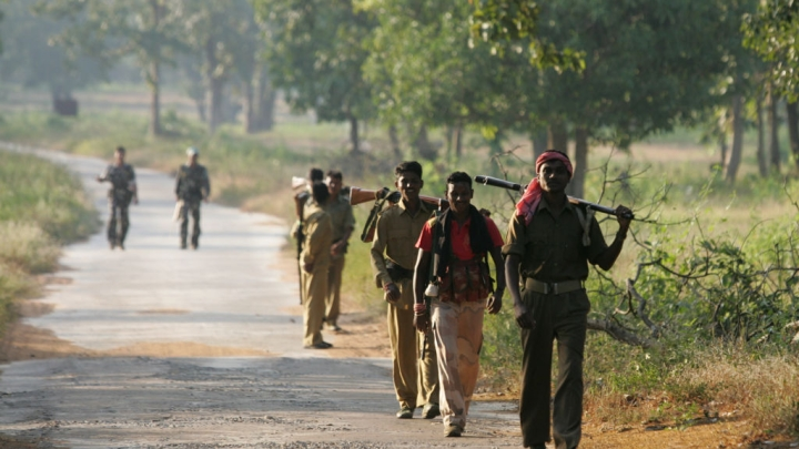 Victim To Communism? Jawan Martyred Amongst Four Others As Maoists Attack CISF Vehicle In Poll-Bound Chhattisgarh