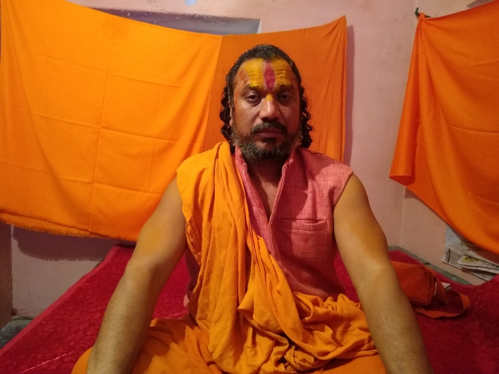 An Interview With  Paramhans Das, The Mahant Who Has Threatened Self-Immolation For Ram Mandir On 6 December