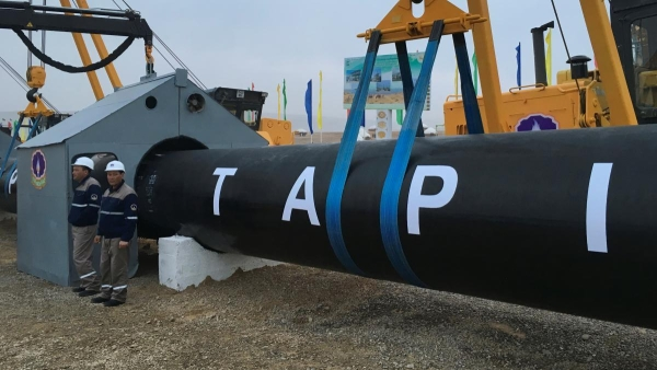 Tapping Into TAPI Finally: After Decades Of Delay, The Four-Country Gas Pipeline Back On Track