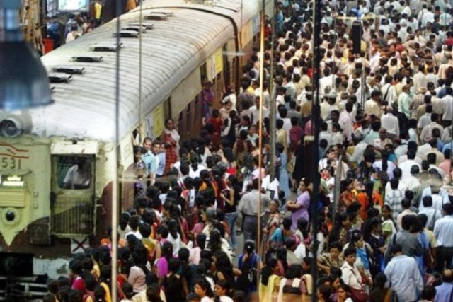 2,734 Deaths In 2018: The Story Of Mumbai's Failing Suburban Railway System