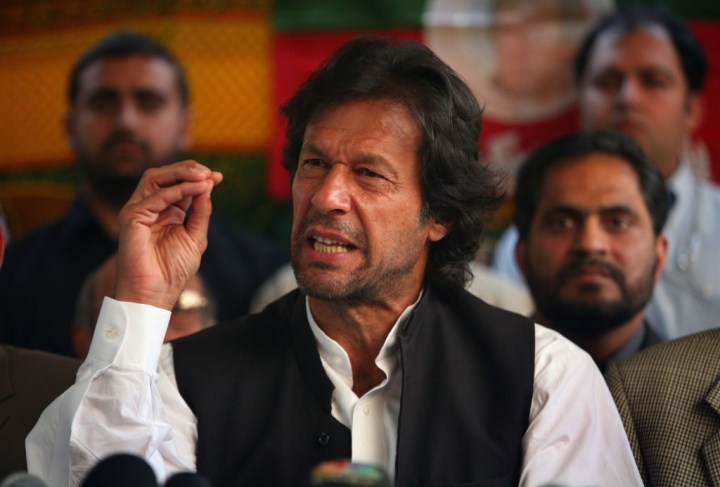 [Watch] 'It Will Be Deadlier Than Balakot': Imran Khan Claims India Is Planning Military Action In PoK
