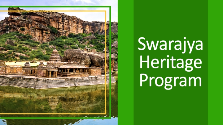 How You Can Contribute To Swarajya Heritage program
