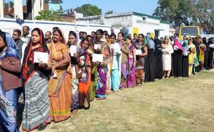 Chhattisgarh: Ballot Over Bullet As 70 Per Cent Of People Turn Up To Vote Battling Maoist Threats