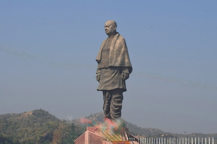 Statue Of Unity Turns Tourist Magnet: Record Collection Of Over Rs 19 Lakh In One Day Thanks To 7,710 Visitors