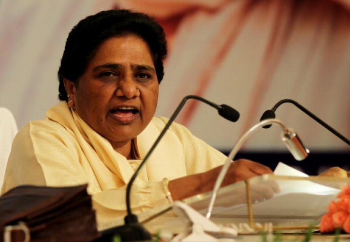 Mayawati Accuses Bhim Army's Chandrashekhar Azad Of Forcibly Getting Himself Arrested To Lure Dalit Votes