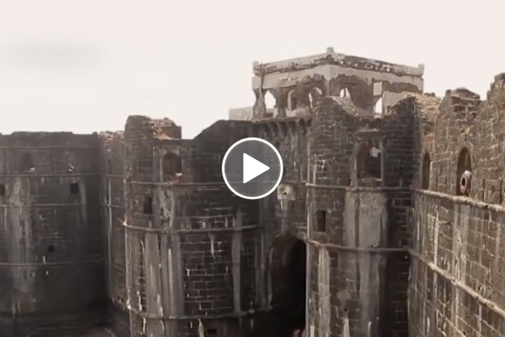 Murud Janjira Fort: An Engineering Marvel