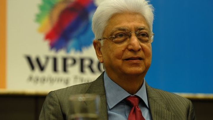 Highest French Honour For Wipro's Azim Premji For His Contributions In IT And Economic Outreach