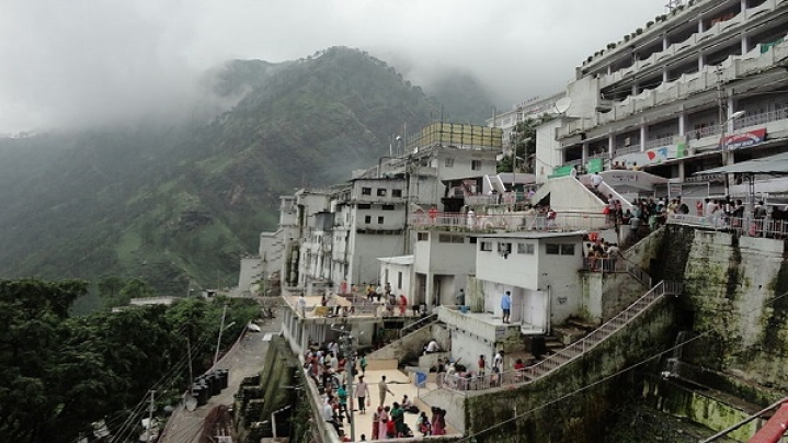 Vaishno Devi Pilgrimage Gets A Cable Car: Ropeway On 3.5 Km Bhawan-Bhairon Ghati Stretch Now Inaugurated