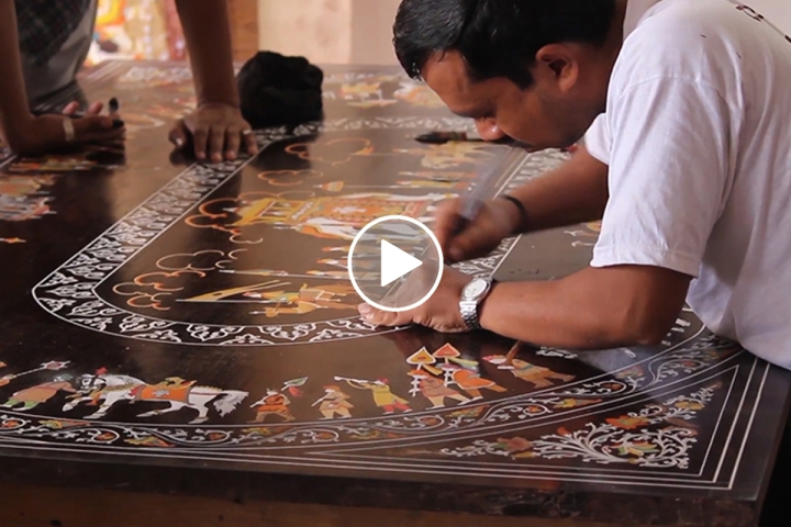 Mysuru Rosewood Inlay: Art Of Turning Wood Into Wonders