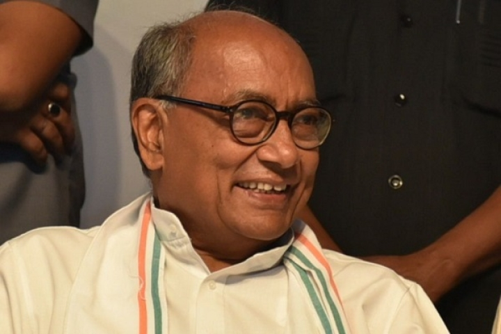 EC Launches Probe Into Computer Baba's 'Hatyog' In Support Of Digvijaya Singh In Bhopal