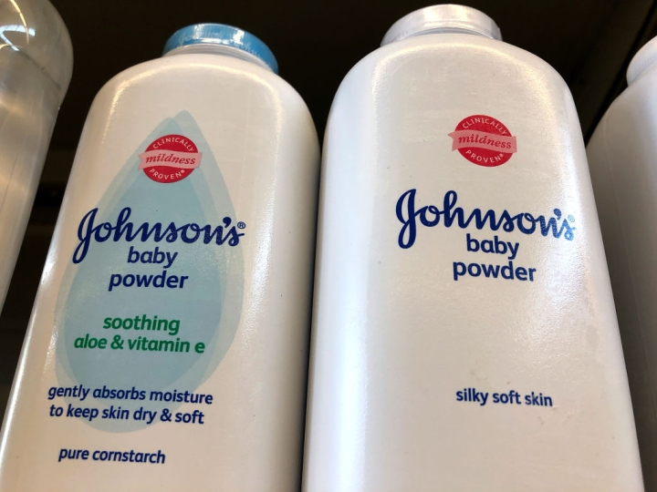 Johnson & Johnson Shares Tank After After Report Claims Company Knew About Presence Of Asbestos In Baby Products