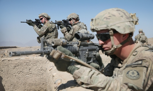Dilution Of US Military Presence In The Middle East And Afghanistan: Is US Abdicating Its Responsibility?