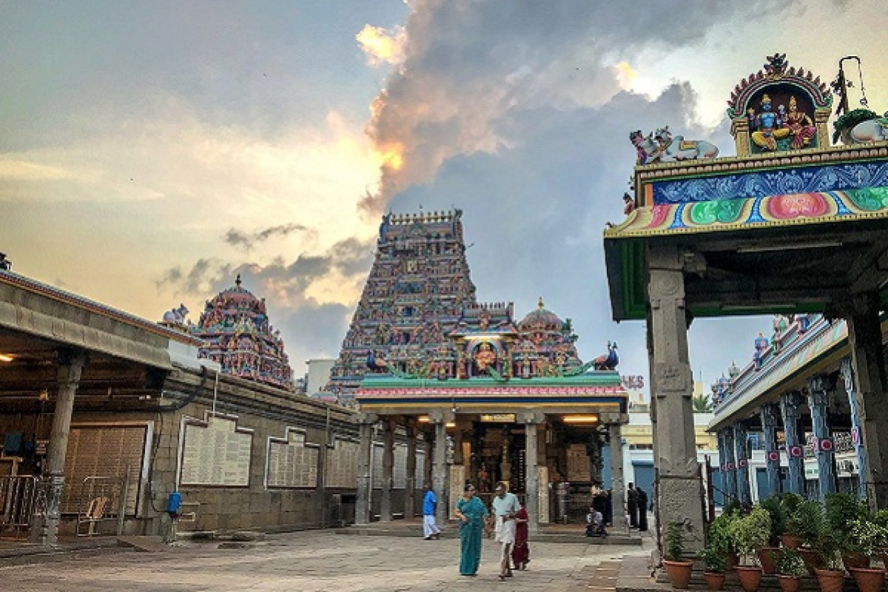 Now, A Temple In Chennai's Prime Nungambakkam Area Has Been Sold Off