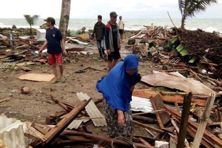 168 Killed, Over 700 Injured As Volcano-Triggered Tsunami Hits Indonesia, Rescue Operations Ongoing