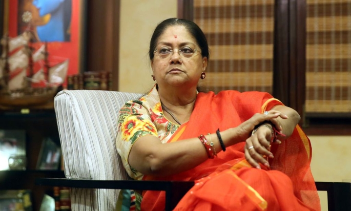 Vasundhara Raje: Daughter Of The Matriarch
