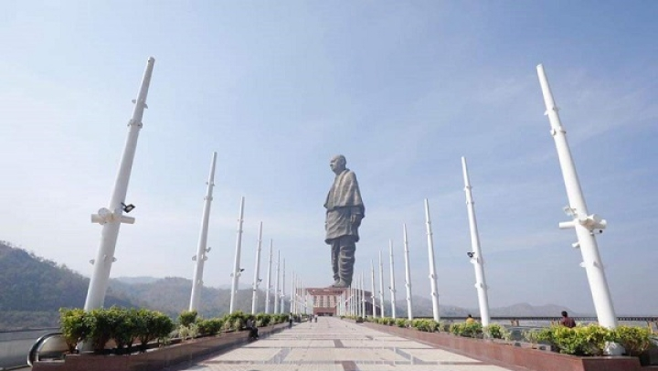 26 Lakh Tourists Visited Statue Of Unity In Last One Year: Shares PM Modi in 'Mann Ki Baat'