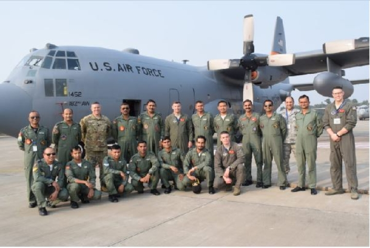 Watch: Indo-US Hold Air Force Drills During CopeIndia 2018 Exercise; IAF Asks Twitterati To Identify The Jets