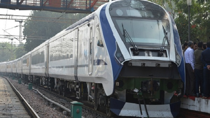 Induction Of  Indian Railways' Second Flagship Vande Bharat Express Delayed Due to Model Code Of Conduct