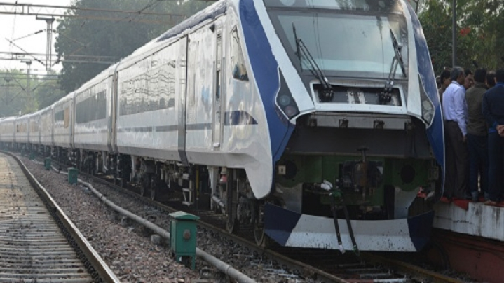 Vande Bharat Express Creates Punctuality Record, Maintains On-Time Operations On Virtually All Days