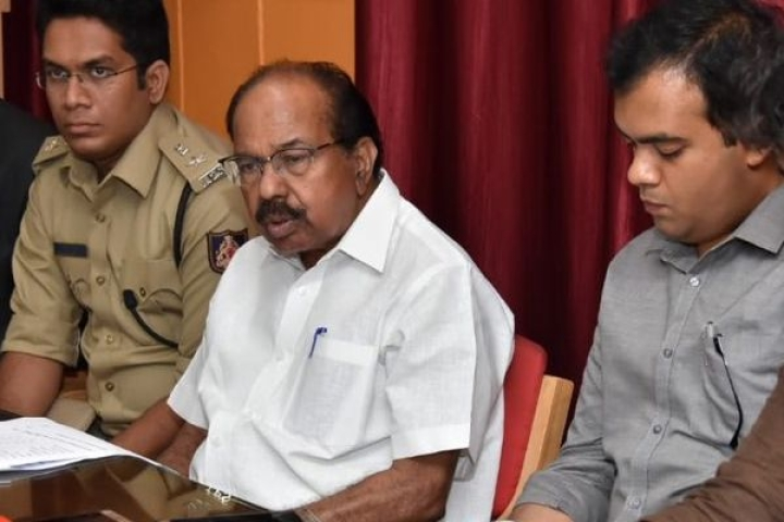 Karnataka Congress Leader Veerappa Moily Calls Indian Air Force Chief A Liar