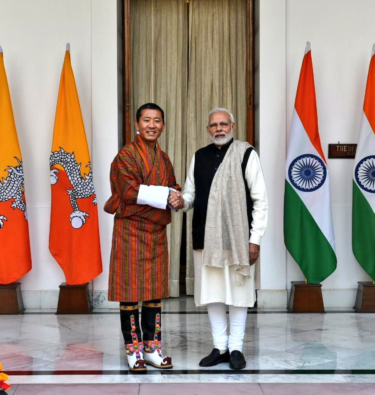 From The Land Of Spirituality, To The Land Of Happiness: India Gives Bhutan Financial Assistance Of Rs 4,500 Crore