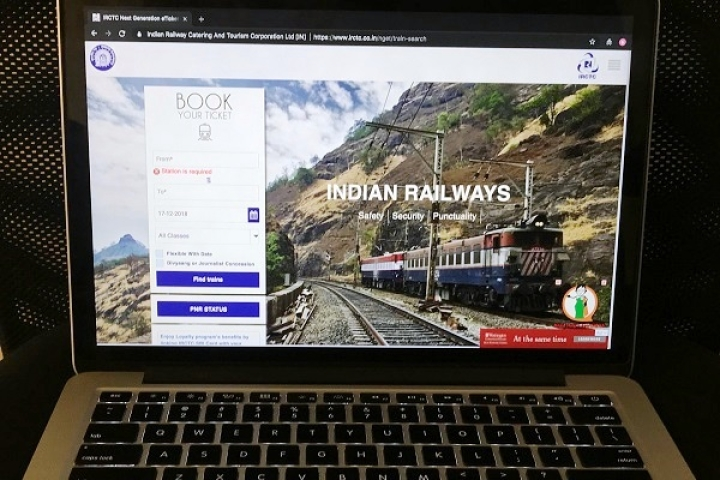 Indian Railway's Reservation Counters Move Towards Redundancy: 65 Per Cent Of Reserved Tickets Now Booked Online