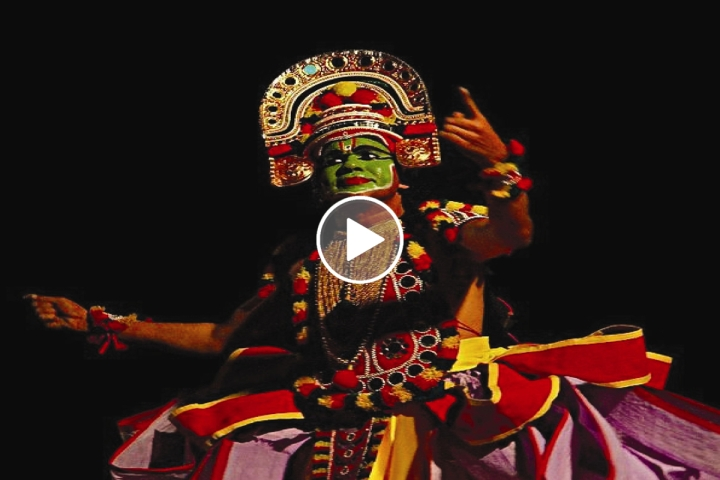 Kerala's Ottamthullal: A Traditional Satirical Performing Art Form