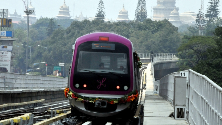 After Chennai And Delhi, Bengaluru Metro To Install Platform Screen Doors At New Underground Stations