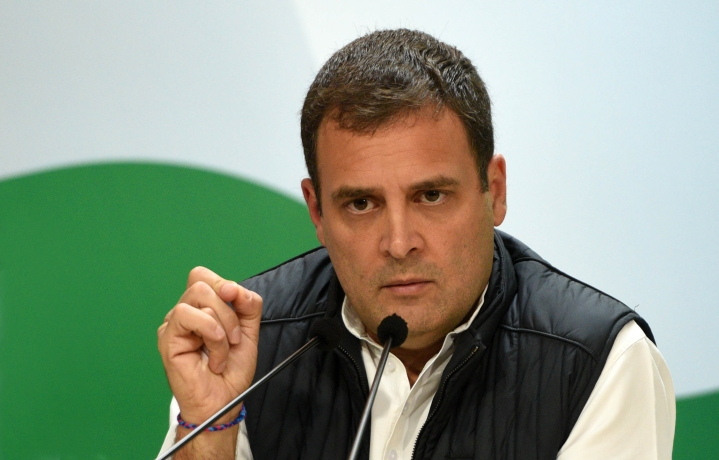 High On Grassroots: Rahul Gandhi Goes To The Ground To Select CMs, Conducts Audio Poll Seeking Party Workers' Views