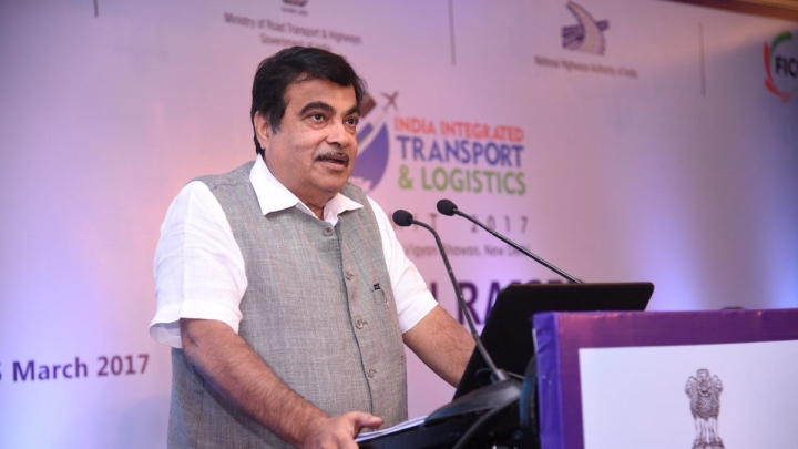 All Vehicles To Have Tamper Proof High Security Number Plates From April: Nitin Gadkari