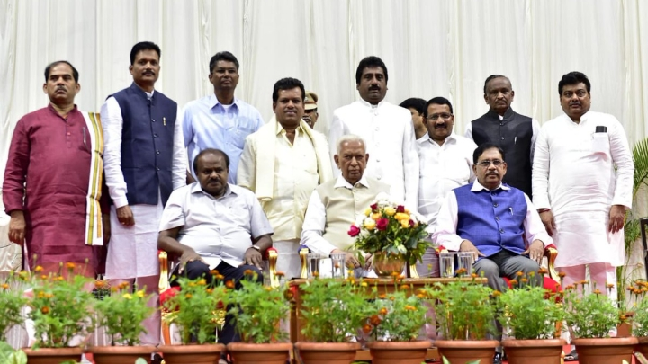 JD(S)-Congress Government Expands Cabinet, Dissidence Now Brews In South As  Combine Moves To Woo North Karnataka