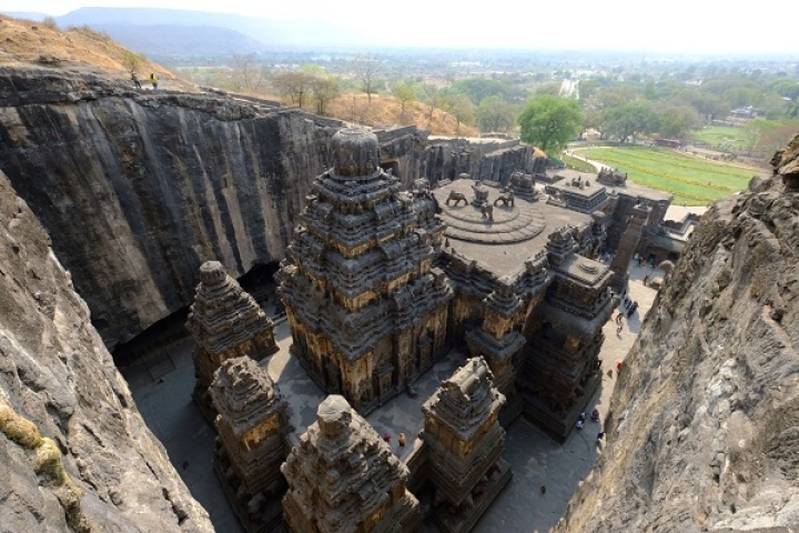 Swarajya Heritage Tour To  Maharashtra's Magnificent Monolithic Marvels At Ellora