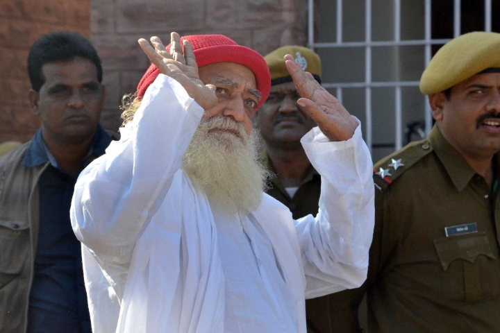Uttarakhand: After Stay Vacated By High Court, Asaram's Ashram In Rishikesh Set To Be Removed