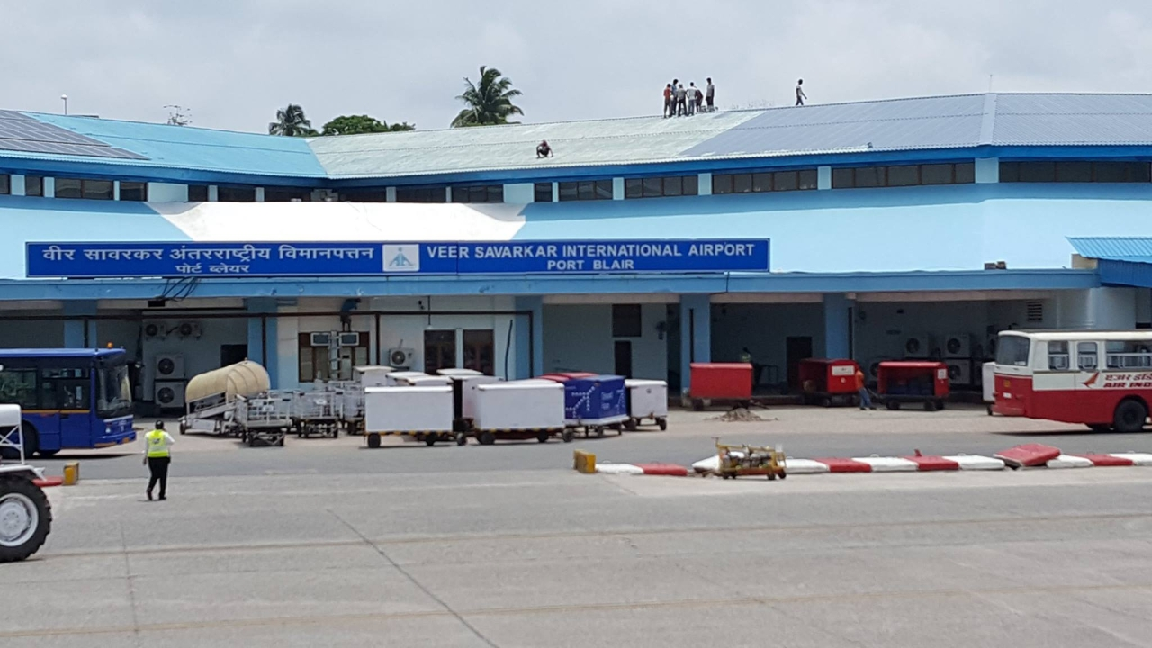 Veer Savarkar International Airport, Port Blair