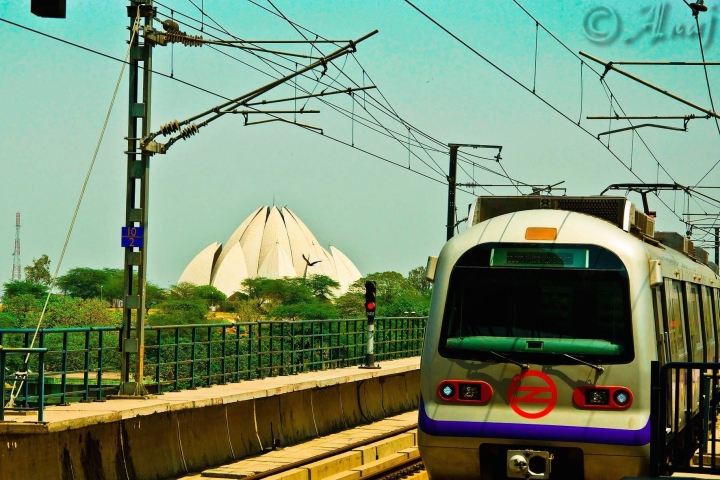 Delhi Metro Completes 16 Years: From 8 Km-Long Humble Beginnings  To Right Along Side Shanghai And Beijing