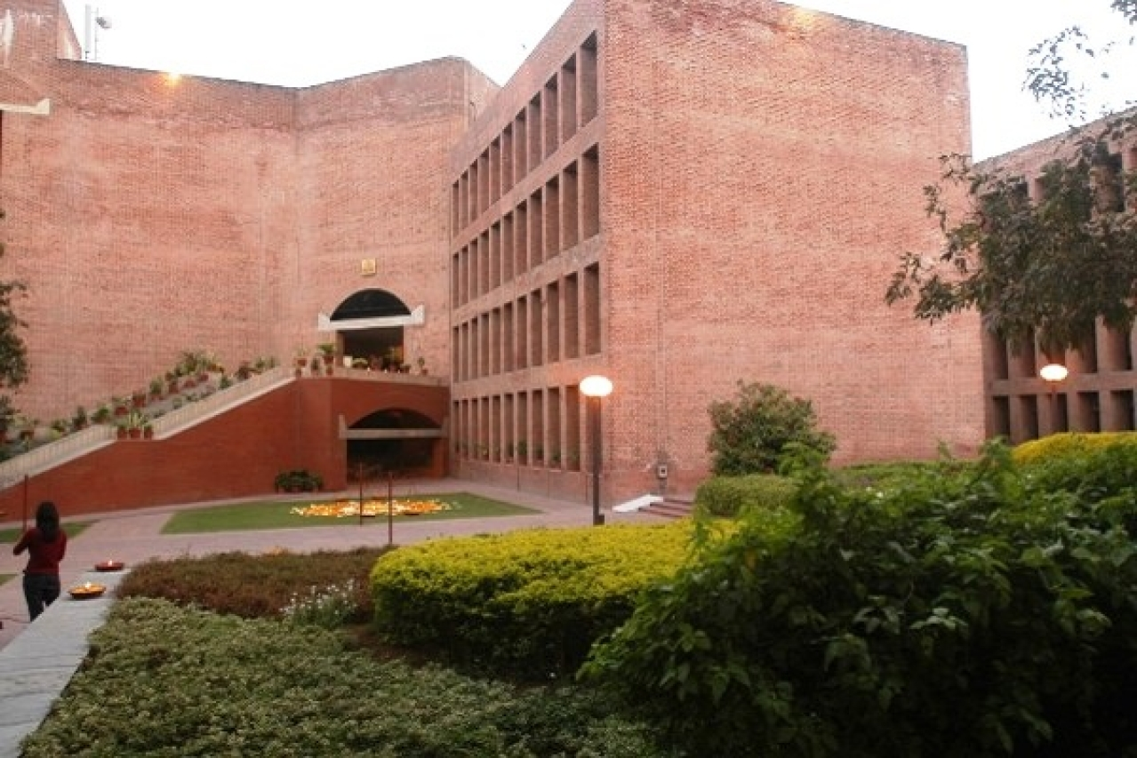 IIM Ahmedabad campus (Shailesh Raval/The India Today Group/Getty Images)