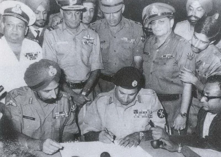 Recalling The India-Pakistan War 1971: It Began This Day 47 Years Ago