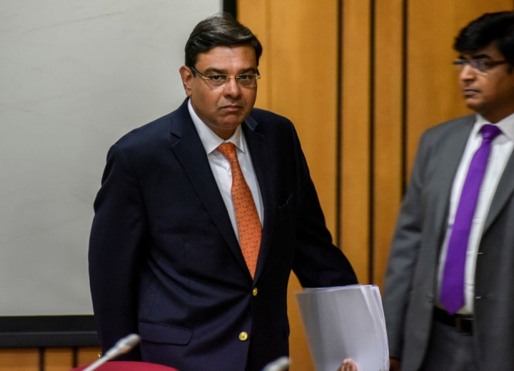 Urjit Patel Steps Down As RBI Governor, Cites Personal Reasons For Decision